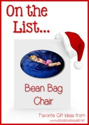 Favorite Gift Idea Bean Bag[6]