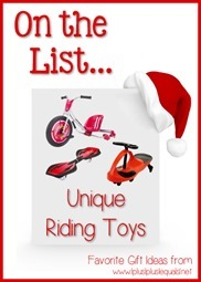 Favorite Gift Idea Riding Toys_thumb