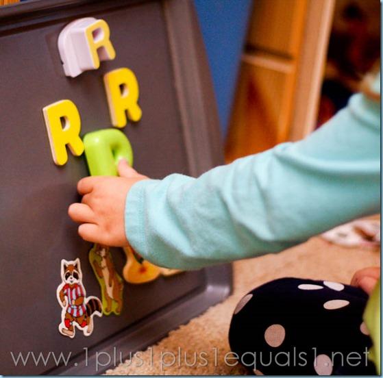 Home Preschool Letter R -0625
