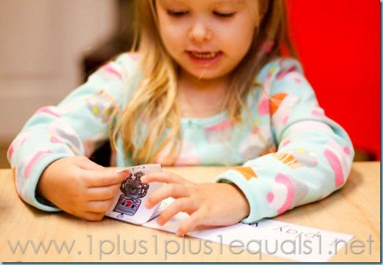 Home Preschool Letter R -0801