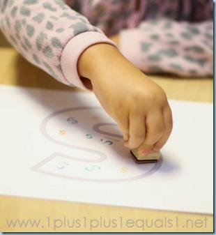 Home Preschool Letter S -0943