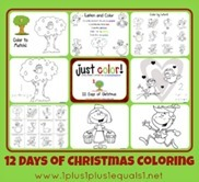 Just Color 12 Days of Christmas s[2]