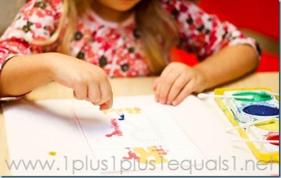 Home Preschool Letter R -0760