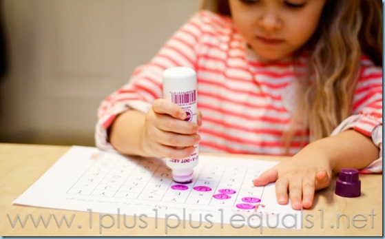 Home Preschool Letter U -3511