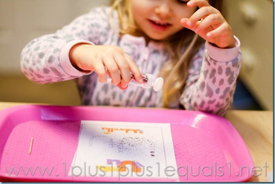 Home Preschool  Letter U -3668