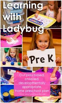Learning with Ladybug Preschool