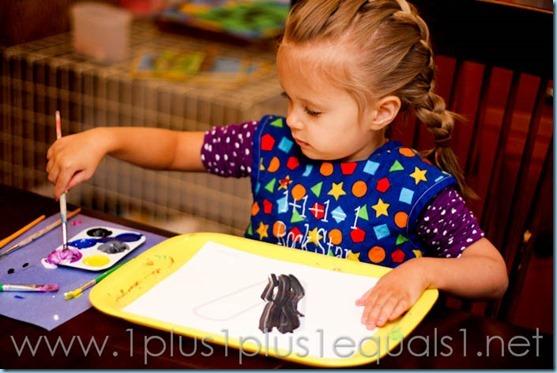 Home Preschool Letter V -5016