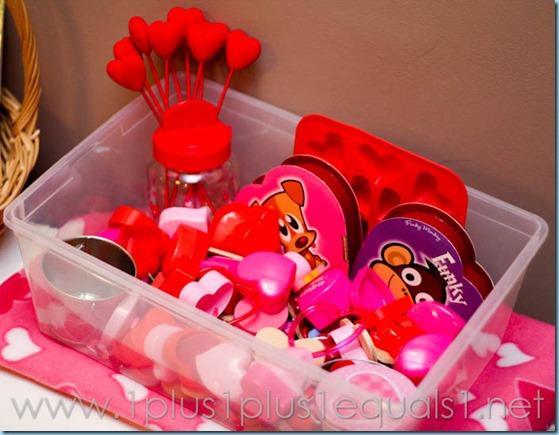 Home Preschool Love Theme -4392