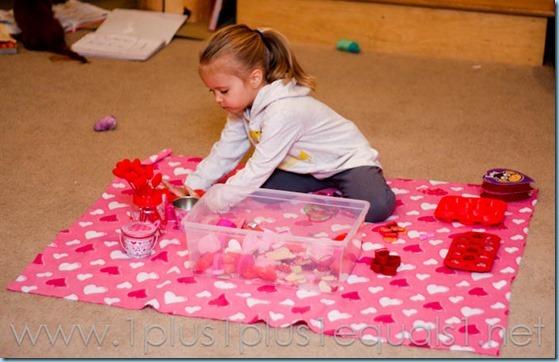 Home Preschool Love Theme -4395