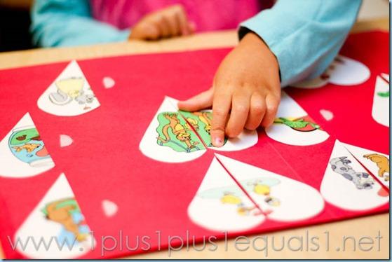 Home Preschool Love Theme -4560
