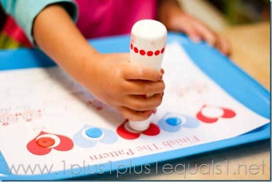 Home Preschool Love Theme -4576