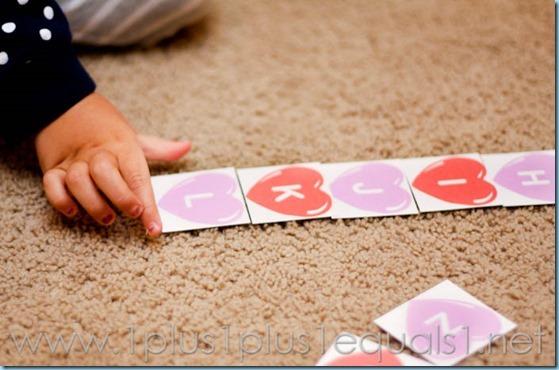 Home Preschool Love Theme -5108