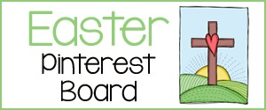 Easter Theme Pinterset Board