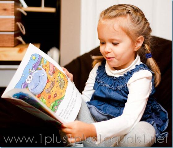 Home Preschool Letter W -5370