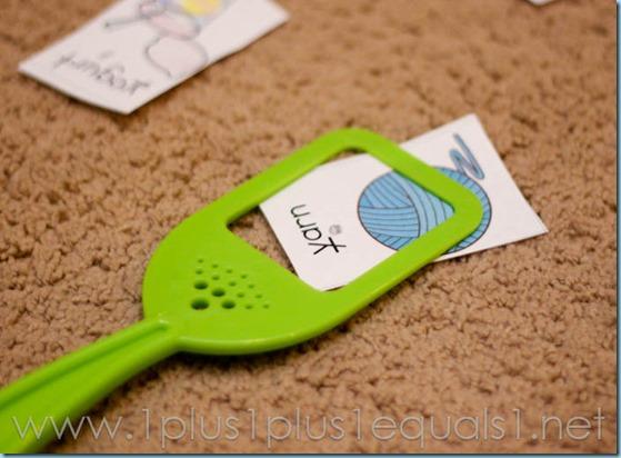 Home Preschool Letter Y -6210