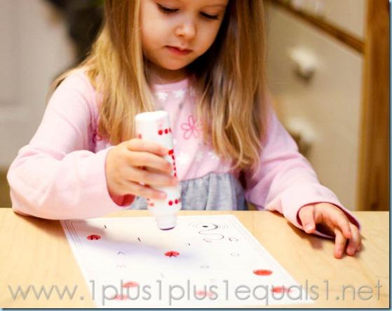 Home Preschool Letter Y -6283