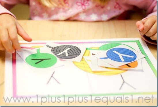 Home Preschool Letter Y -6286