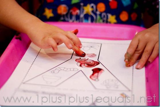 Home Preschool Letter Y -6369