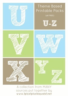 Theme-Printables-U-through-Z4222