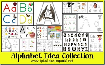 Alphabet Idea Collection