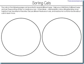 Sorting Cats