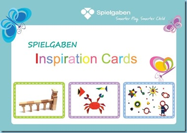Spielgaben Inspiration Guide