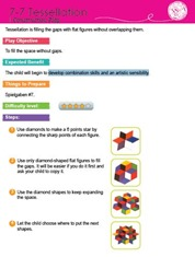 Spielgaben Tessellation