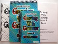 Growing with Grammar 7