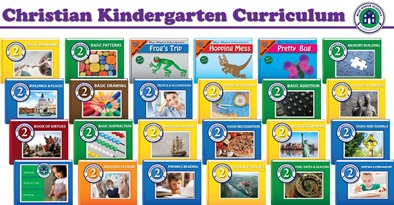 Kindergarten-Learning-Set