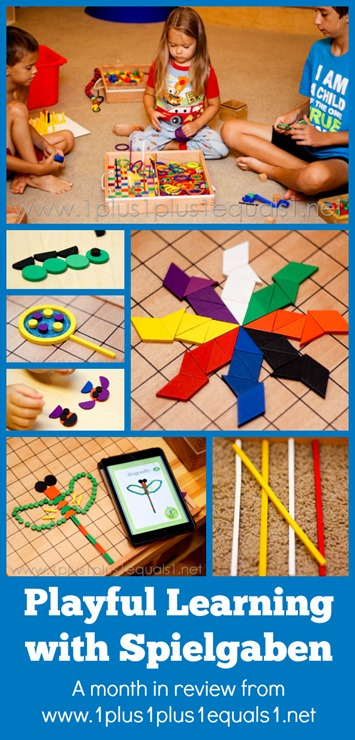 Playful Learning With Spielgaben July 2014