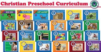 Preschool-Book-Set