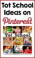 Tot School Ideas on Pinterest
