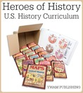 YWAM Heroes of History U.S. History Curriculum