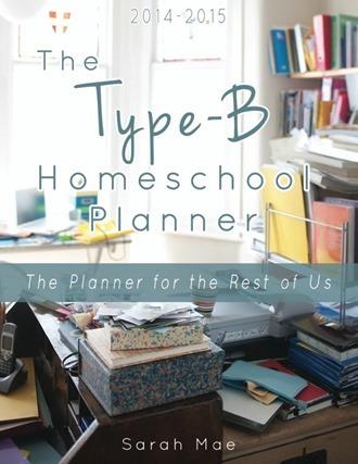 The Type-B Homeschool Planner