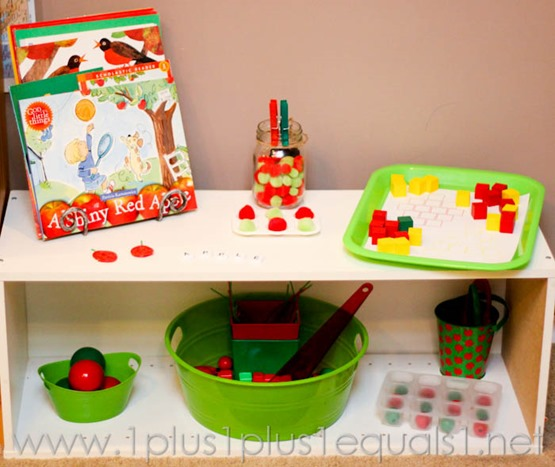 Apple Theme Kindergarten -1297