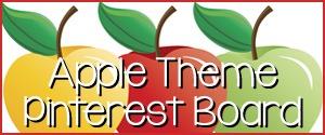 Apple Theme Pinterest Board
