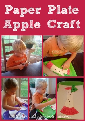 Paper-Plate-Apple-Craft-for-Preschool-and-Toddlers-playfulpreschool