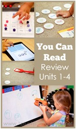 You Can Read Sight Word Review