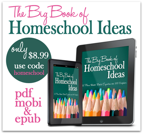 Big Book of Homeschooling Ideas