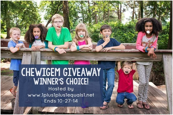 Chewigem Giveaway