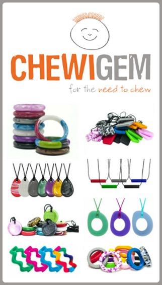 Chewigem Sensory Jewelry