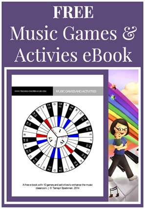 Music Games and Activities