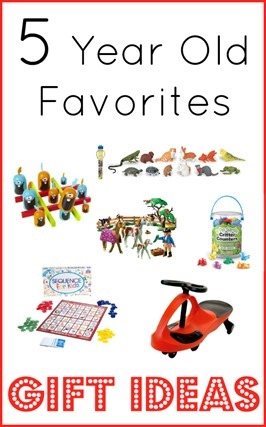 Gift Ideas for 5 Year Olds - 1+1+1=1