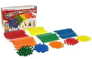 Straws and Connectors 705 pieces