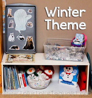 Home-Preschool-Winter-Theme