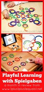 Playful Learning with Spielgaben November 2014