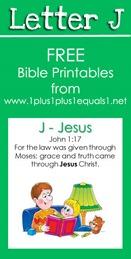 RLRS Letter J John 1 Bible Verse Printables
