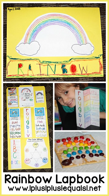 Rainbow Lapbook