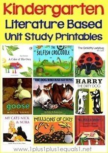 Kindergarten-Literature-Unit-Printab[1]