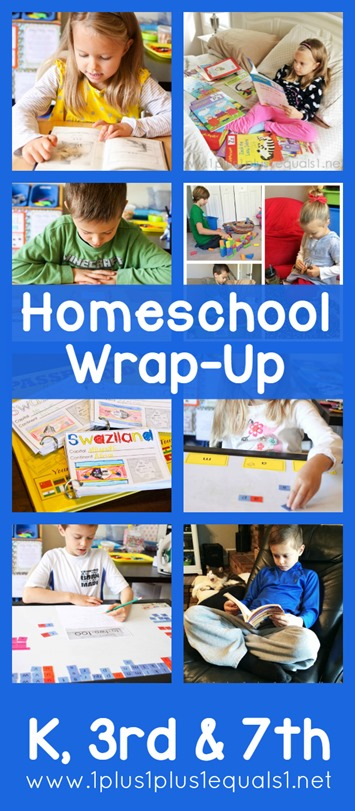 Monthly Homeschool Wrap Up February 2015